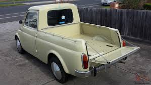 1962 Fiat 500 Gardiniera UTE Pick UP Abarth In Melbourne, VIC Ford Pickup Ebay 1950 Craigslist Portland Cars Owner Best Car Reviews 1920 By 55 Chevy Truck Motors 1955 Ebay Ebaychevy 3100 San Antonio Trucks Used Woodbury King Of Dealership And Slipclothcom 999 Misc From Kalcan Showroom Win On A Bin Tamiya Rc 1060s Lot Of 50 Matchbox Toy Cars And Trucks 2 Datsun For Sale All New Release Date 2019 Post War Tootsietoy Diecast Toy Vehicsscale Models Of Us 18 100 00 In Amazoncom Daron Ups Pullback Package Toys Games