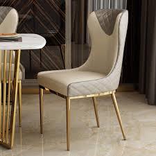 moderne esszimmer stuhl küche möbel luxus home möbel goldene