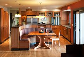 Kitchen Island Booth Ideas by Kitchen Island With Banquette Inspirations U2013 Banquette Design