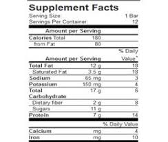 KIND Plus Nutrition Bars Peanut Butter Dark Chocolate
