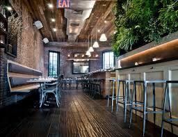 Colonie Restaurant By MADesign New York Retail Design Blog