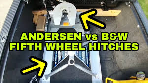 Andersen Aluminum Vs B&W Companion Fifth Wheel Hitches - YouTube Curt Q20 Fifthwheel Hitch Tow Bigger And Better Rv Magazine Pro Series 15k 5th Wheel Cequent 30128 Hitches Ford F150 With 5 12 Foot Bed Open Range Light Do A 31860 16k Fifth Universal Rails Update Towing Wheel W Megacab Shortbed Dodge Cummins What To Know Before You Trailer Autoguidecom News For Sale Wheels Tires Gallery Sliding In Stock Short Trucks 975 Diy Square Tube Slider Slide Curt E5 Is It And How I Work