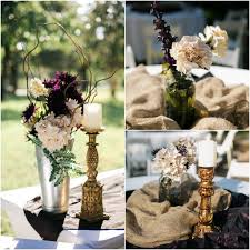 Rustic Wedding Flowers Names Burlap Centerpiece Ideas Wedwebtalks