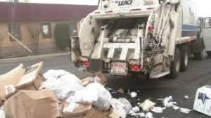 100 Trash Trucks On Youtube Couple In Dumpster Gets Picked Up By Garbage Truck YouTube