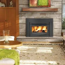 Shop Ignis Fireplace Insert FB6200S Free Shipping Today Overstockcom 15012791 Best Zero Clearance Wood Burning Fireplace