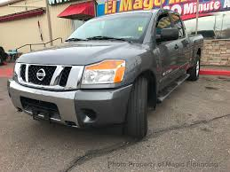 2013 Used Nissan Titan 4WD Crew Cab LWB SV At Magic Financing ... Preowned 2013 Nissan Titan Pro4x Crew Cab Pickup Cicero 2014 Frontier Reviews And Rating Motor Trend Chris Youtube White Sl 4x4 In Price Photos Features Wyoming Trucks Cars Wyomings Largest Used Car Dealer Used Extra Cleanlow Miles Bluetooth S Sandy B3663a Sv 4x4 Ottawa Inventory 416 Navara 25 Dci Platinum Double 4dr Autotivetimescom Review For Sale Pricing Edmunds