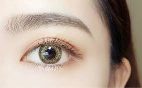 Prescription Contact Lenses Halloween Australia by Color Contact Lenses Halloween Party Poppy Style Brown Cl1082