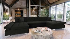 details zu ecksofa alli u form schlaffunktion bettkasten wohnlandschaft wohnzimmer sofa m24