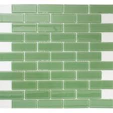 seafoam green tile wayfair