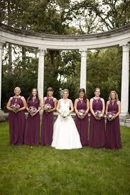 Westbury Gardens Halloween by Long Chiffon Bridesmaid Dresses By Dessy In Color Bordeaux Custom