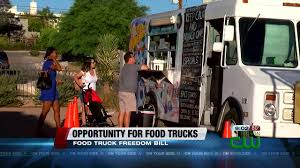 Food Truck Freedom' Bill Loosens Rules For Vendors - KGUN9.com