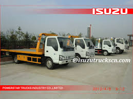 Hot Selling 3Tons Isuzu Road Wrecker Truck Emergency Rescue Vehicle ...
