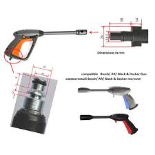 High Pressure Washer Hds 7 by Aliexpress Com Buy High Pressure Washer Water Spray Gun Weapon