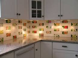 kitchen great looking kitchen with flower kitchen wall tile and