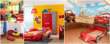 chambre enfant cars comment aménager une décoration chambre cars