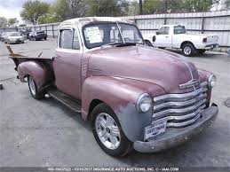 100 1951 Chevy Truck For Sale Chevrolet Pickup For ClassicCarscom CC1071185