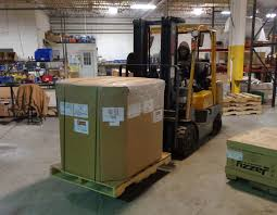 HTS Systems' Common Carrier Pallet Order Shipment For Estes Express ...