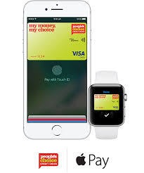 Apple Pay now available at People s Choice Credit Union