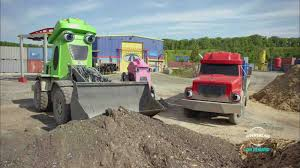 100 Videos Of Big Trucks Terrific RunaroundBling Rig Overload Universal Kids