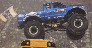 100 Bigfoot Monster Trucks Feel The Roar Monster Trucks Returning To Salisbury