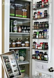 Kitchen Pantry Organization Before And After Closet Ideas
