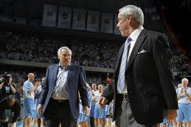 1993 UNC Team Copes With Dean Smith's Illness - Tar Heel Blog Dean Smith Papers Now Available For Research In Wilson Library Unc Sketball Roy Williams On The Ceiling Is Roof Basketball Tar Heels Win Acc Title Outright Second Louisvilles Rick Pitino Had To Be Restrained From Going After Kenny Injury Update Heel Blog Ncaa Tournament Bubble Watch Davidson Looking Late Push Sicom Vs Barnes Pat Summitt Always Giving Especially At Coach Clinics Mark Story Robey And Moment Uk Storylines Tennessee Argyle Report North Carolina 1993 2016 Bracket Challenge Page 2