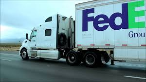 Peterbilt Fed Ex Ground Truck Pulling Doubles On I-15 Southbound ... Trainworx 428891318 Fedex Freight Trailer 28ft 1160 Dmtoys Semi Truck With Logo Driving Along Forest Road The Truck On Catalina Island Is Adorable Imgur Head Of Wants Laws To Make Drivers More Like Investigators Reveal Timeline Deadly Crash Fedex Freight Phone Number Acurlunamediaco A Driver Died Early Thursday Morning After An Accident A Tractor Trailer Delivery Hydraulic Fed Ex Stock Photos Images Alamy Volvo Multimodal Container Flickr Invests In Cng Fueling At Okc Service Center