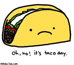 Drawn taco cute 4