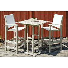 5 Piece Bar Height Patio Dining Set by Patio Ideas Outdoor Bar Table Sets Patio Furniture Bar Height
