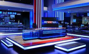 Sky News Arabia Launches In Abu Dhabi