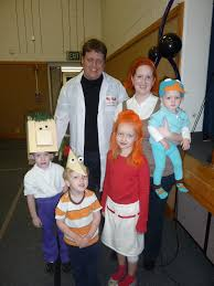 Phineas And Ferb Halloween by Worth A Million Halloween