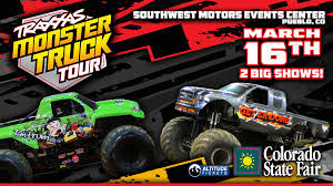 100 Monster Trucks El Paso Traxxas Truck Tour VIP Pit Party