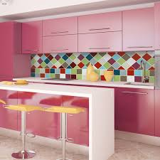Amazing Kitchen Panels End Panel Laurensthoughts Com Nice Multi Coloured Tiles Interiors For Home