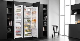 side by side kühlschrank marquardt küchen