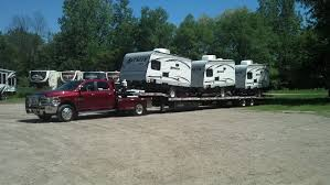 100 Horizon Trucking Flatbed Transport