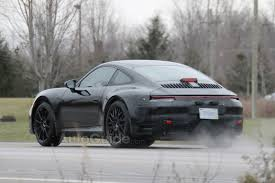 Check out the Interior of the new 2019 Porsche 911  AutoGuide