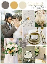 Winter Wedding Color Ideas