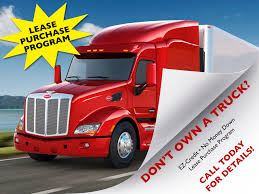 100 Lease Purchase Trucking Programs Owner Operators Wanted Program Available Truck