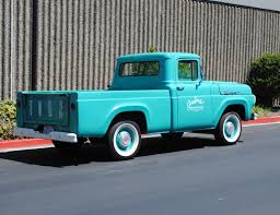 100 Short Bed Truck 1960 Ford F100 Short Bed Pick Up For Sale