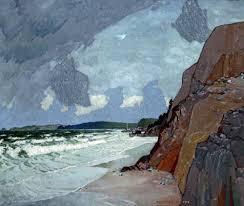 100 Canford Cliffs Bournemouth Dorset Art UK