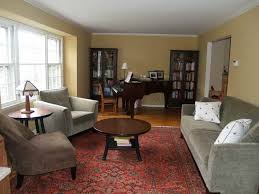 Planning IdeasSherwin Williams Restrained Gold Wall Paint For Living Room Sherwin