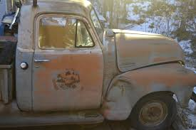 1951 Chevrolet Truck 3100 Standard Cab Pickup 2-Door 3.5L For Sale ...