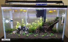 nicrew classicled aquarium light fish tank light