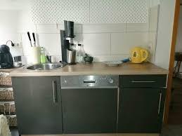 küche wegen umzug abzugeben