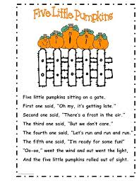 Poems About Halloween That Rhymes by Best 25 Fall Poems Ideas On Pinterest October Poem October
