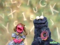 Sesame Street Letter E Letter of the Day