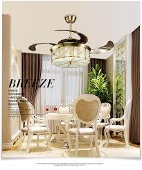 amerikanischen stealth fan licht deckenventilator designer vintage messing deckenleuchte fan wohnzimmer esszimmer le deckenventilator lichter