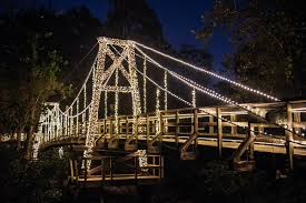 Sams Club Christmas Tree Train by Holiday Lights In Houston Best Christmas Display Spots