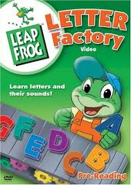 Amazon LeapFrog Letter Factory Ginny Westcott Roy Allen