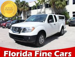 Used 2014 NISSAN FRONTIER S Truck For Sale In WEST PALM, FL | 90743 ...